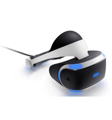 קסדת מציאות מדומה לפלייסטיישן 4 PLAYSTATION VR HEADSET דגם CUH-ZVR1 כולל משחק לבחירה מתנה!