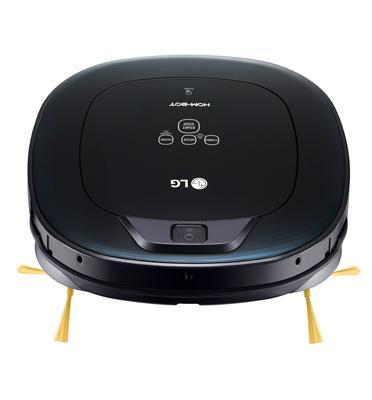 שואב אבק מרובע - רובוט חכם HOM-BOT תוצרת LG דגם VR6461LV