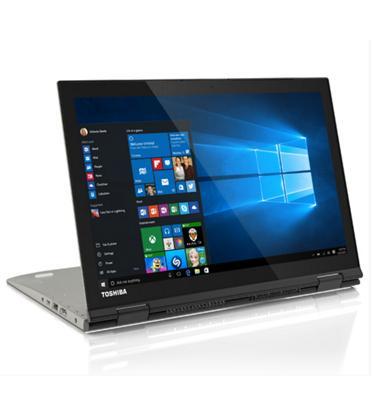 מחשב נייד מתהפך 360 מעלות, 5 מצבים, טבלט + נייד - לבחירתך! תוצרת TOSHIBA דגם P20W-C-10D