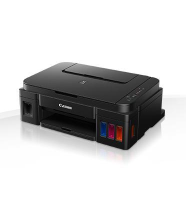 מדפסת רב- רב-תפקודית יעילה , להדפסה חסכונית! תוצרת CANON דגם PIXMA G2400
