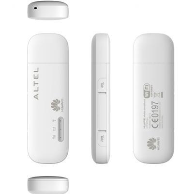 ראוטר  Car Wi-Fi LTE Wi-Fi Hotspot משמש כנקודת אינטרנט ברכב ובבית מבית HUAWEI דגם E8372