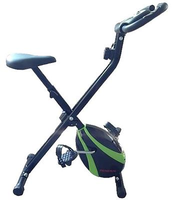 אופני כושר מתקפלים מגנטיים מתקפלים מתאים גם לדירות קטנות ויחידות דיור מבית VLIFE דגם VLIF-X