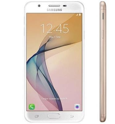 """סמארטפון מסך 5.5"""" זיכרון 32GB + 3GB RAM מבית SAMSUNG דגם Galaxy J7 Prime"""