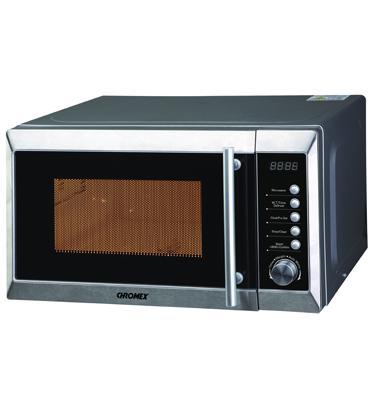 מיקרוגל דיגיטלי בנפח 20 ליטר 700 וואט תוצרת CHROMEX דגם CH-521
