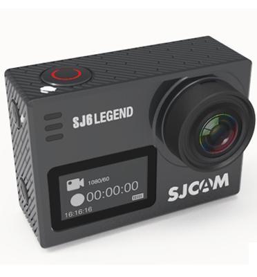 """מצלמת אקסטרים 2"""" עם WiFi מובנה, עמידות למים הקלטת וידיאו באיכות K4 מבית SJCAM דגם SJ6 Legend"""