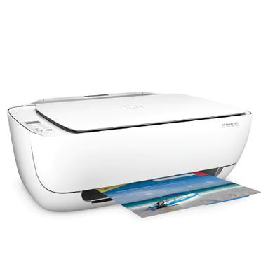 מדפסת All-in-One תוצרת HP דגם DeskJet 3630