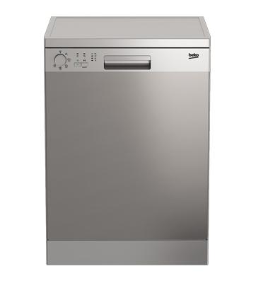 מדיח כלים רחב 12 מערכות כלים תוצרת BEKO. דגם DFN05210X