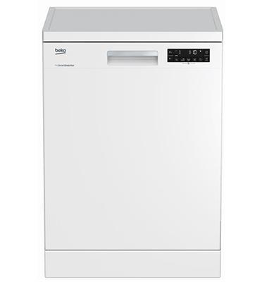 מדיח כלים רחב חסכוני ל-13 מערכות כלים תוצרת BEKO. דגם DFN28320W