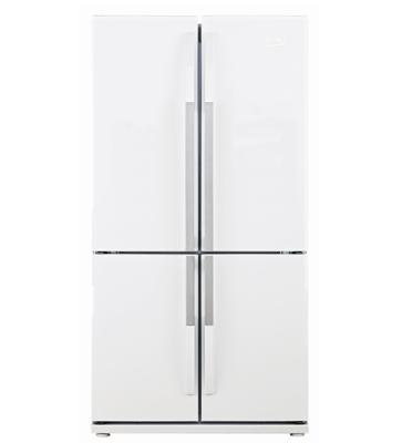 מקרר 4 דלתות 574 ליטר תוצרת BEKO צבע לבן דגם GNE104611W