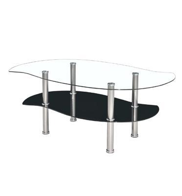 אל תהיו מרובעים! שולחן סלון בעיצוב צעיר ומיוחד מבית HOMAX דגם מילאנו