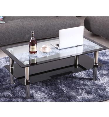 שולחן סלון בעיצוב צעיר ומיוחד מסדרת רהיטי הזכוכית מבית Homax דגם קליארי