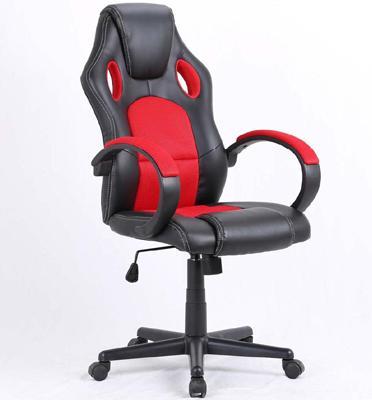 כסא גיימרים מטורף לבית או למשרד, לבן המתבגר או למבוגר הצעיר מבית HOMAX דגם מיאמי