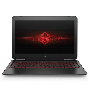 "מחשב נייד מסך 15.6"" 16GB OMEN by HP מעבד Intel® Core™ i7 תוצרת HP דגם 15-ax201nj"