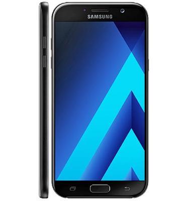 """סמארטפון מסך 5.7"""" 32GB מעבד 8 ליבות מצלמות 16MP+16MP תוצרת SAMSUNG דגם GALAXY A7 (2017)"""