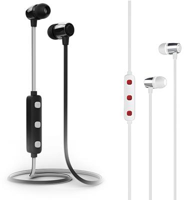 אוזניות סטריאו Bluetooth לריצה טכנולוגיית QuickPair™ לצימוד מהיר לנייד מבית Miracase דגם MBE-15