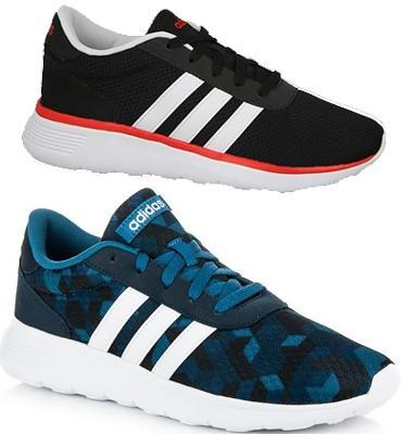 נעלי ספורט אופנתיות לגברים קלות משקל להליכה מבית ADIDAS דגם  LITE RACER