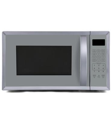 מיקרוגל דיגיטלי כסוף 20 ליטר פאנל עברית/אנגלית תוצרת SAUTER דגם MW-440S