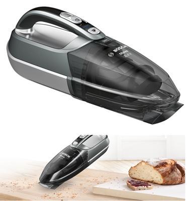 חדש! שואב אבק ידני נטען לרכב ולבית 20.4V תוצרת BOSCH דגם BHN20110