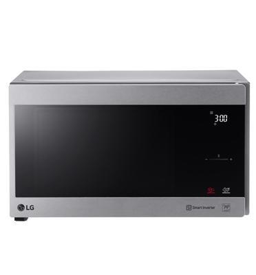 מיקרוגל דיגיטלי משולב גריל בנפח 25 ליטר עם מנגנון אינוורטר חכם LG דגם MH6595CIS