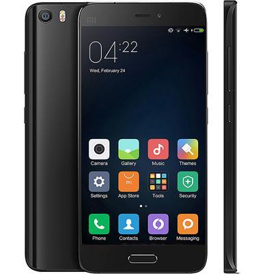 """סמארטפון מסך 5.15"""" 64GB+ 3GB שנתיים אחריות, צבע כסוף תוצרת Xiaomi דגם Mi 5"""