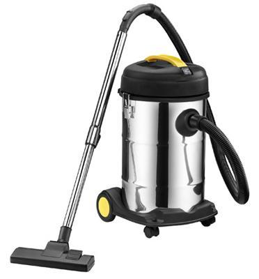 שואב אבק רטוב/יבש 1200W בנפח 30 ליטר עם מיכל נירוסטה! דגם KR-303 מבית KRAUSS