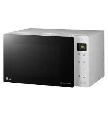 מיקרוגל דיגיטלי בגימור לבן 25 ליטר 1000 וואט תוצרת LG דגם MS2535GIW