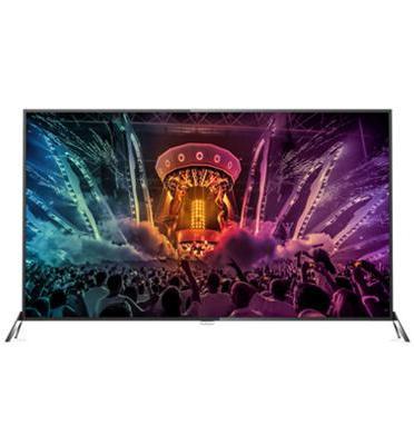 """טלוויזיה 55"""" LED Android TV- 4K Ultra HD תוצרת PHILIPS דגם 55PUS6101"""