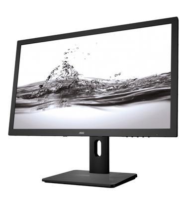 """מסך מחשב 21.5"""" LED  איכותי! כולל רמקולים מובנים ואפשרות תלייה על קיר תוצרת AOC דגם E2275S"""