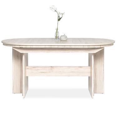 """שולחן לפינת אוכל מודולרי נפתח עד 310 ס""""מ מבית BRADEX דגם ROM"""