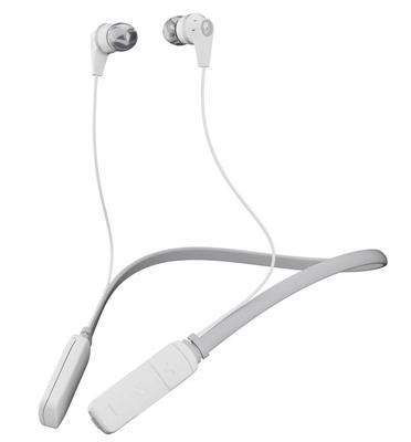 אוזניות INK'D WIRELESS צבע לבן מבית Skullcandy דגם S2IKW-J573