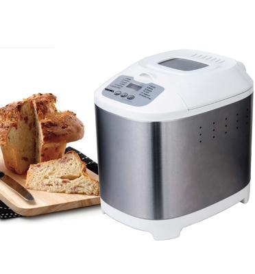 אופה לחם ביתי דיגיטלי חדשני וייחודי לאפייה באופן אוטומטי נירוסטה מבית CHROMEX דגם CH-1212+הטבה!