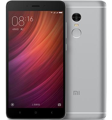 "סמארטפון ""5.5 13MP מבית XIAOMI דגם REDMI NOTE 4 Qualcomm – 4GB RAM + 64GB + מתנה! יבואן רשמי"