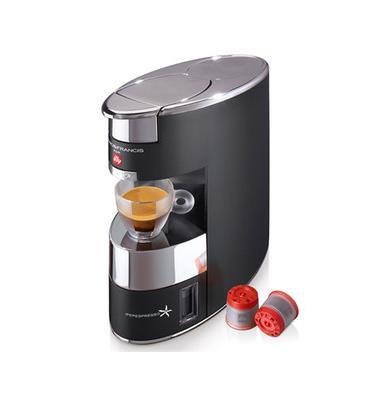"""מכונת קפה קפסולות בעיצוב אלגנטי מבית ILLY דגם X9 + מתנה: 150ש""""ח לקניית קפסולות!"""