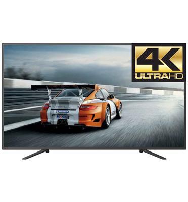 """טלוויזיה """"55 ULTRA HD LED SMART TV 4K תוצרת MULER דגם GS-55F S 4K"""