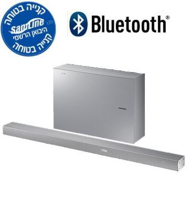 """מקרן קול אלחוטי 340W + Bluetooth +סאב ואפר אלחוטי עוצמתי במיוחד """"7 מבית SAMSUNG דגם HW-K550/551"""