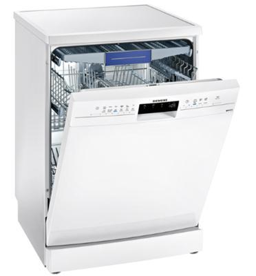 """מדיח כלים רחב 60 ס""""מ ל- 14 מערכות כלים לבן תוצרת SIEMENS דגם SN236W00ME"""