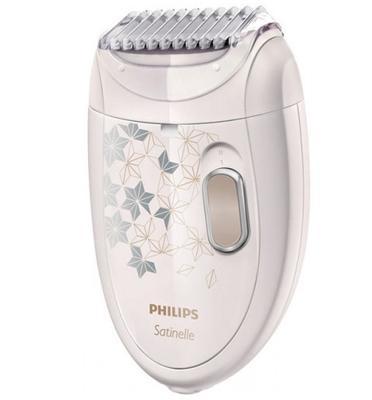 מסיר שיער לנשים Satinelle להסרה יעילה מהשורש מבית PHILIPS דגם HP6423