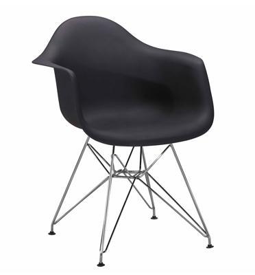 כסא מעוצב לפינת אוכל או משרד ישיבה מפנקת, מראה מדהים מבית BRADEX דגם MADI