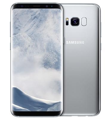 """סמארטפון 5.8"""" 64GB מצלמה 12MP תוצרת Samsung דגם Galaxy S8 G950F"""
