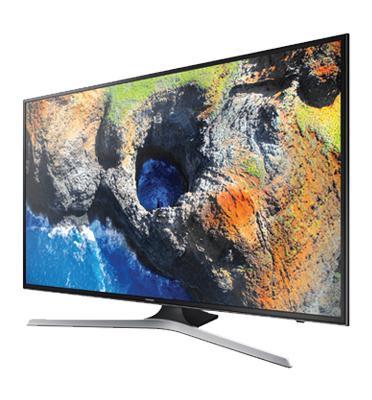 """טלוויזיה 40"""" 4K SMART TV SLIM LED תוצרת SAMSUNG דגם UE40MU7000"""