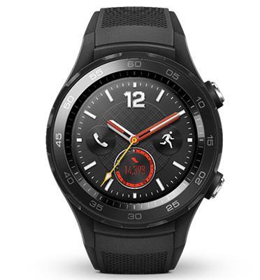 שעון חכם ספורט-אלגנט מסך 1.2'' מערכת הפעלה Android מבית Huawei דגם Smartwatch – W2