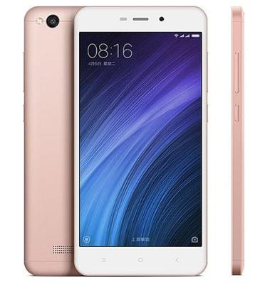 "סמארטפון 5.0"" 16GB + 2GB RAM מבית XIAOMI דגם Redmi Note 4A 16GB"