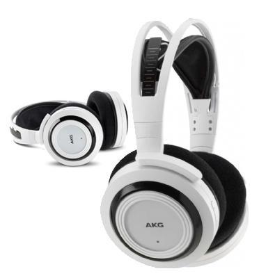אוזניות קשת אלחוטיות תוצרת  AKG דגם K935