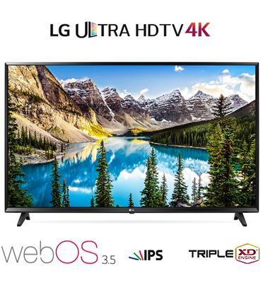 טלוויזיה חכמה 49 אינץ' LED Smart TV עם פאנל IPS מבית LG דגם 49UJ630Y