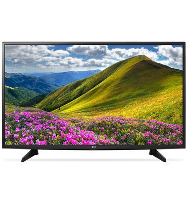 טלוויזיה 43 אינץ' LED ברזולוציית Full HD עם טיונר דיגיטלי מבית LG דגם 43LJ510Y