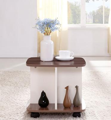 שולחן סלון קומפקטי מתאים לשימוש גם בתור שולחן צד מבית BRADEX דגם LIMA