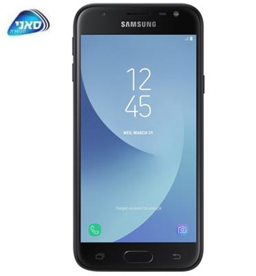 """סמארטפון מסך 5.2"""" 16GB מערכת הפעלה Android 7.1 תוצרת SAMSUNG דגם Galaxy J5 Pro"""