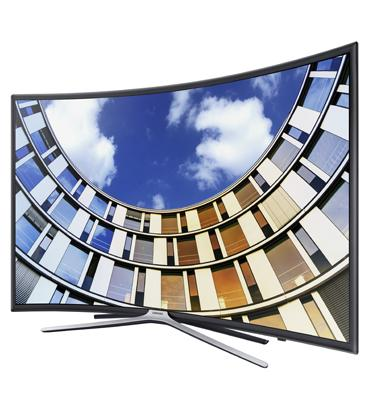 "טלוויזיה מסך קעור 49"" FULL HD SMART TV Ultra Slim LED תוצרת SAMSUNG. דגם 49M6500"