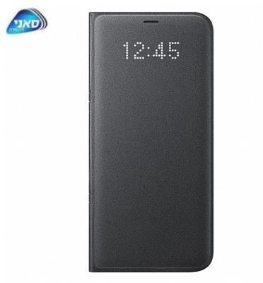 כיסוי LED view cover G955 S8+ Black Dream מבית SAMSUNG דגם C300095500