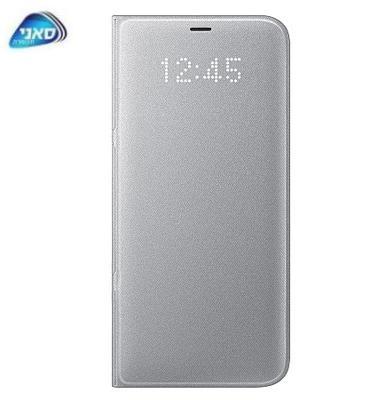 כיסוי LED view cover G955 S8+ Silver Dream מבית SAMSUNG דגם C300095511